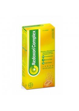 REDOXON COMPLEX 30 COMP EFERVESCENTE 154268 Vitaminas - Minerales