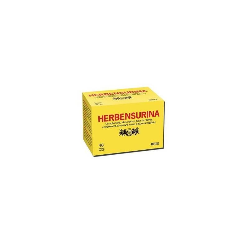 HERBENSURINA 40 SOBRES 157079 Dietas-Control de peso