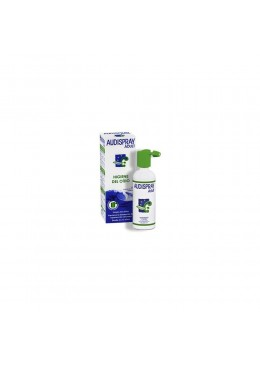 AUDISPRAY SOLUCION LIMPIEZA OIDOS 50 ML 158022 Higiene auditiva y nasal