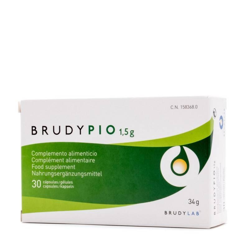 BRUDY PIO 30 CAPSULAS 158368 Ojos