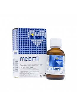 MELAMIL GOTAS 30 ML 160365 Estrés- Insomnio
