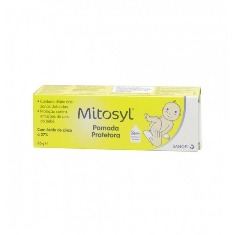 MITOSYL POMADA PROTECTORA 65 G 160426 Higiene- Cuidado piel Infantil