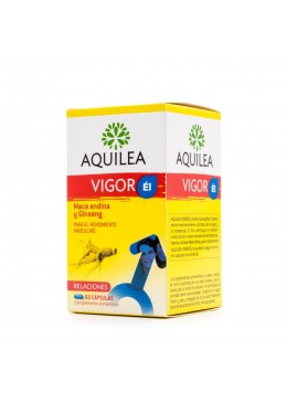 AQUILEA VIGOR EL 60 CAPS 164339 Apetito Sexual