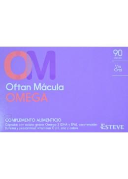 OFTAN MACULA OMEGA 90 CAPS 165253 Ojos