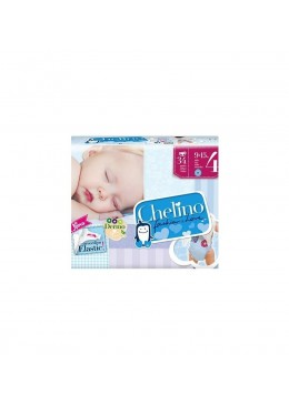 PAÑAL CHELINO T- 4 (9 - 15 KG) 36 UN 165775 Pañal infantil