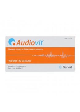 AUDIOVIT 30 CAPS 166149 Audición