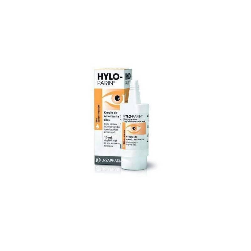 HYLO PARIN 10 ML 168936 Hidratación e Higiene