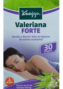 KNEIPP VALERIANA FORTE 30 GRAGEAS 173100 Estrés- Insomnio