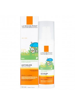 ANTHELIOS SPF 50 DERMOPEDIATRICS LOCION 50 ML 173769 Protector solar