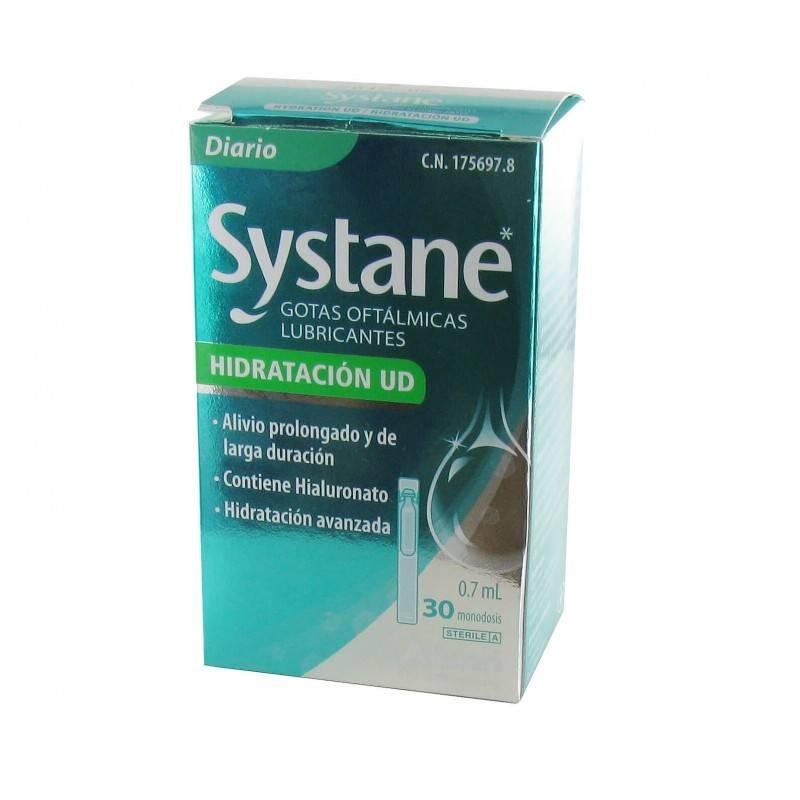 SYSTANE ULTRA PLUS HIDRATACION UNIDOSIS GOTAS OF 175697 Hidratación e Higiene