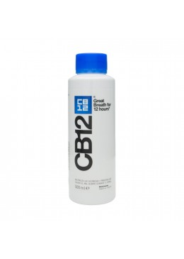 CB12 ENJUAGUE CUIDADO BUCAL 500 ML 175923 Dentífricos - Enjuages