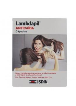 LAMBDAPIL ANTICAIDA 180 CAPS 176179 Piel - Cabello- Uñas