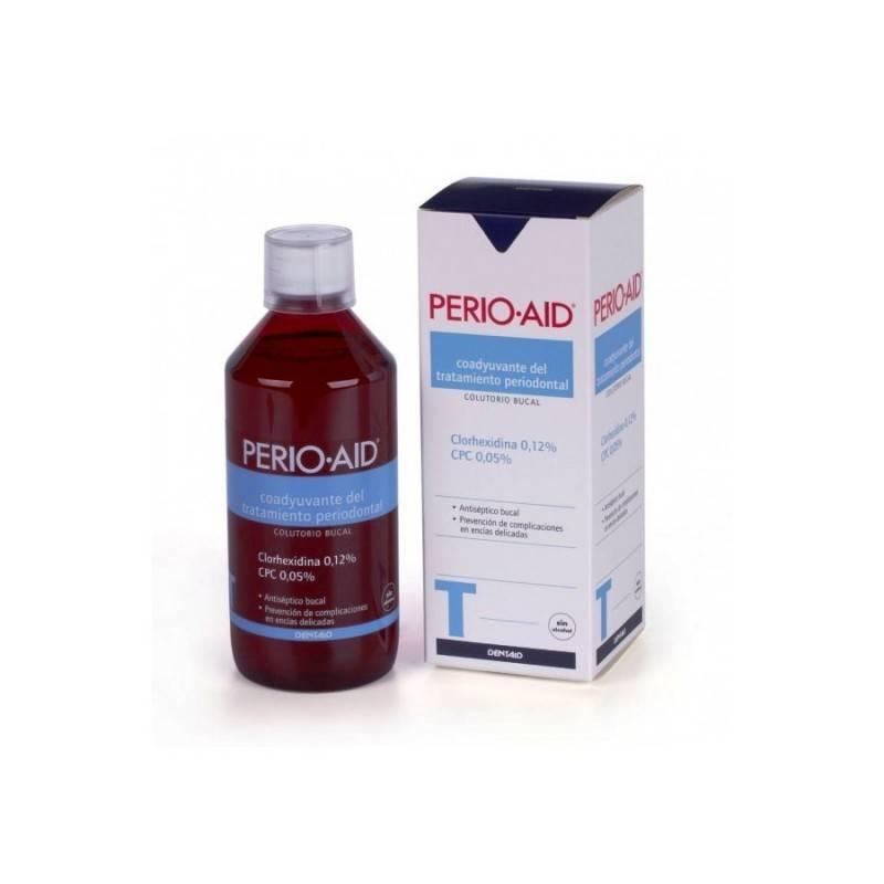 PERIO-AID COLUTORIO 150 ML 177311 Dentífricos - Enjuages