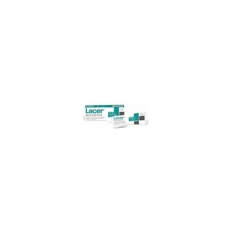 LACER MUCOREPAIR GEL 30 ML 184834 Tratamientos bucales