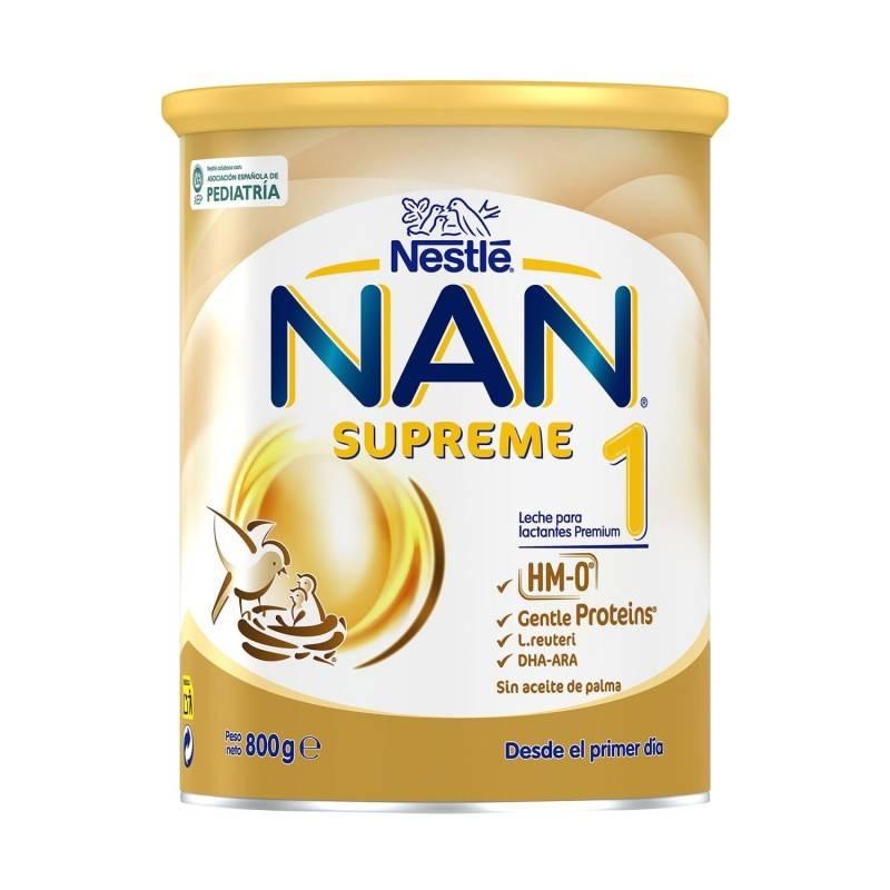 NAN 1 OPTIPRO SUPREME 800 G 183880 Alimentación infantil