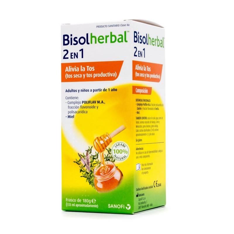BISOLHERBAL 133ML 186446 Defensas - Resfriado