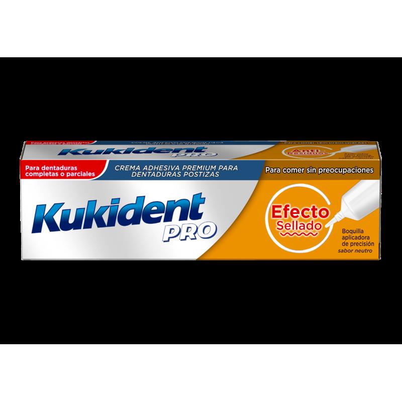 KUKIDENT PRO EFECTO SELLADO 57GR 186743 Dentadura- Fijación- Limpieza