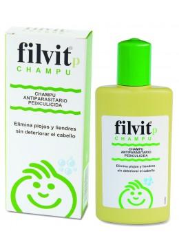 FILVIT-P CHAMPU ANTIPARASITARIO 100 ML 205120 Piojos