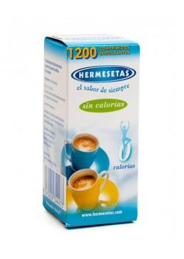 HERMESETAS 1.200 COMPRIMIDOS 234427 Edulcorantes