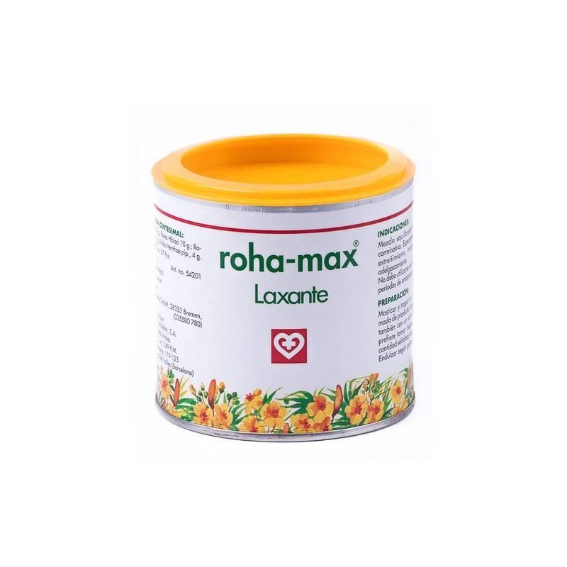 ROHA MAX LAXANTE BOTE 60 G 288514 Laxantes