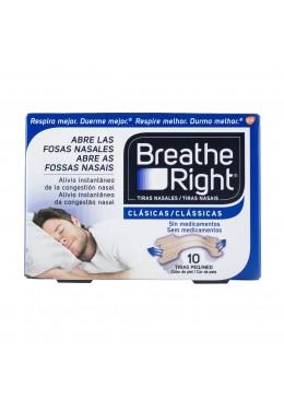 RHINOMER (BREATHE RIGHT) PEQUEÑAS 10 UNIDADES 306233 Efectos-Material