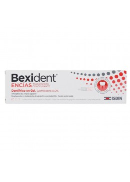 BEXIDENT ENCIAS GEL CLORHEXIDINA 75 ML. 308768 Dentífricos - Enjuages
