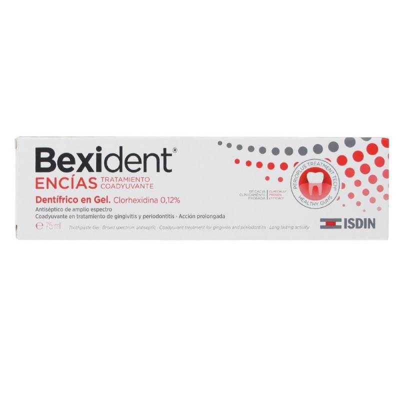 BEXIDENT ENCIAS GEL CLORHEXIDINA 75 ML. 308768 Dentífricos - Enjuages