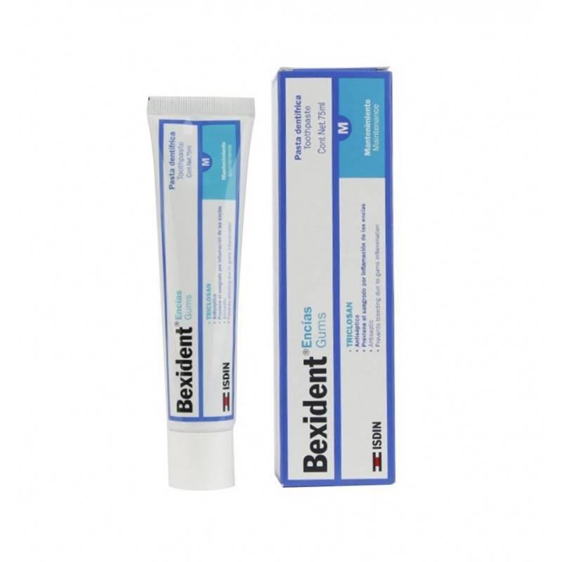 BEXIDENT ENCIAS PASTA DENTIFRICA 75 ML 363838 Dentífricos - Enjuages