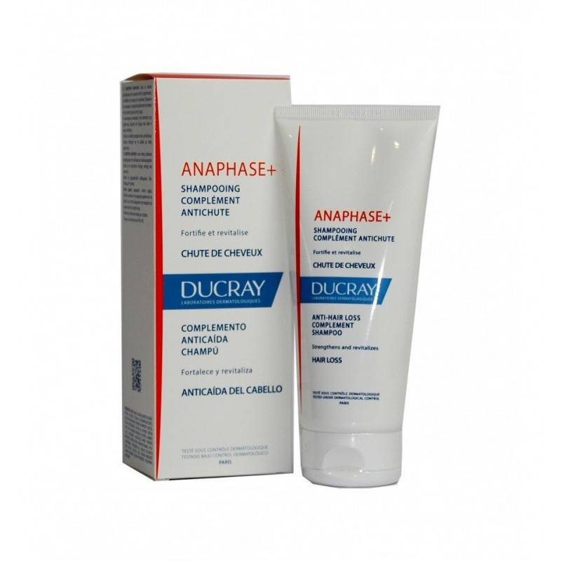 DUCRAY ANAPHASE CHAMPU ANTICAÍDA 150 ML 351452 Anticaída