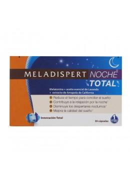 MELADISPERT NOCHE TOTAL 30 CAPS 185889 Estrés- Insomnio