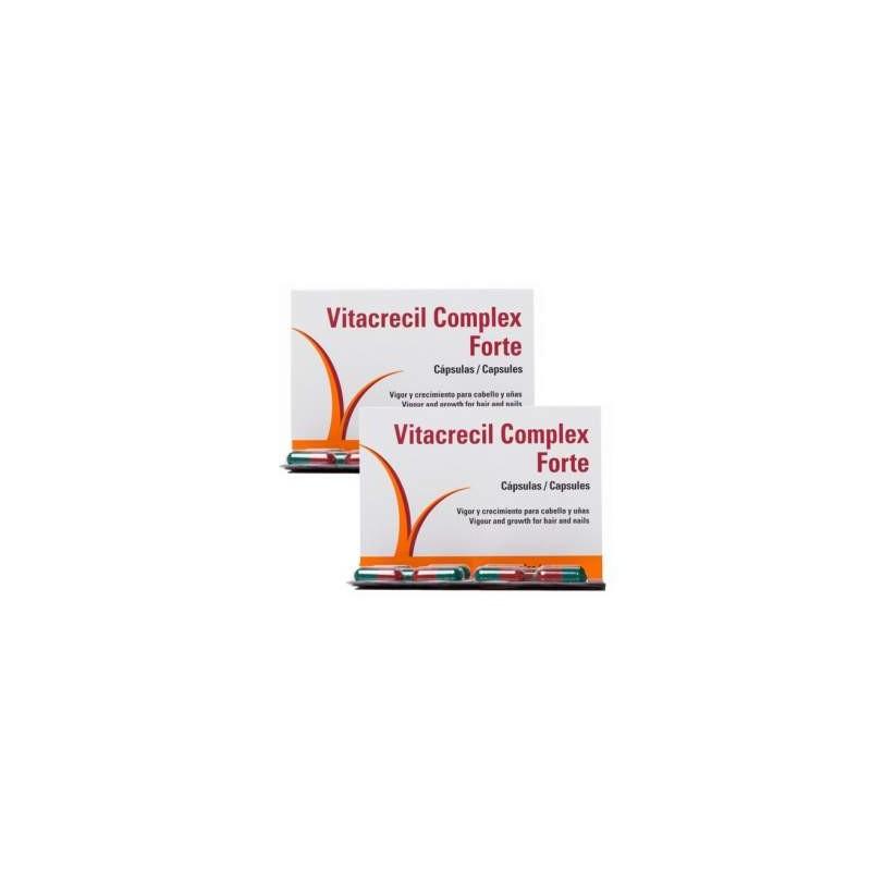 VITACRECIL COMPLEX FORTE 90 CAPS DUPLO 001277 COMPLEMENTOS NUTRICIONALES
