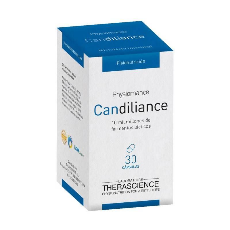 CANDILIANCE 30 CAPSULAS 192190 COMPLEMENTOS NUTRICIONALES