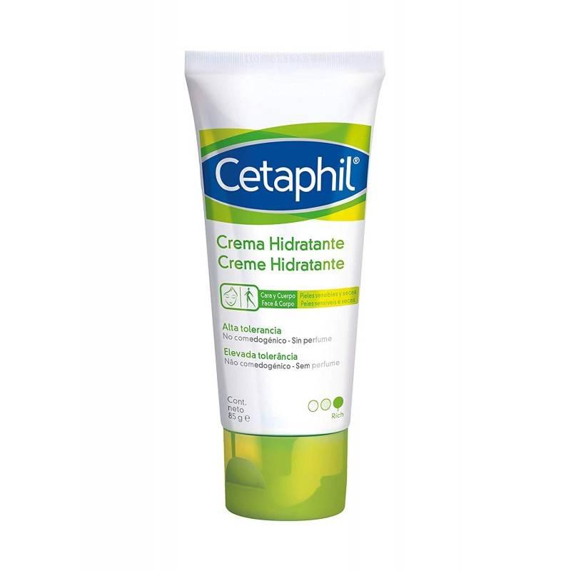 CETAPHIL CREMA HIDRATANTE CARA Y CUERPO 85 G 151506 Hidratantes-Nutritivas