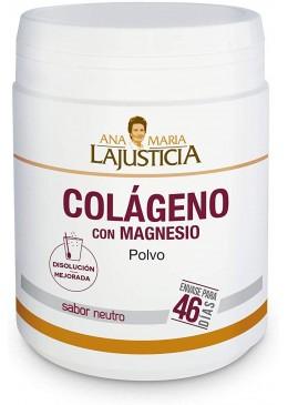 ANA Mª LAJUST COLAGENO+MAGNESIO POLVO 350 G 177486 Articulaciones- Huesos