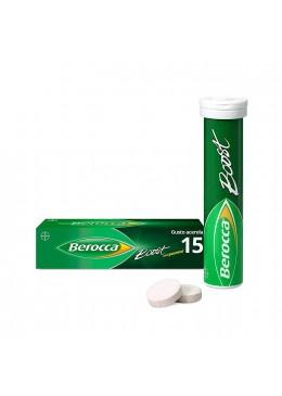 BEROCCA BOOST 15 COMP 155676 Vitaminas - Minerales