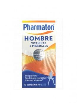 PHARMATON HOMBRE 30 COMPRIMIDOS 194819 Vitaminas - Minerales