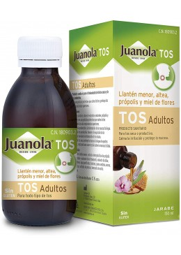 JUANOLA TOS JARABE ADULTOS 150 ML 180903 Defensas - Resfriado