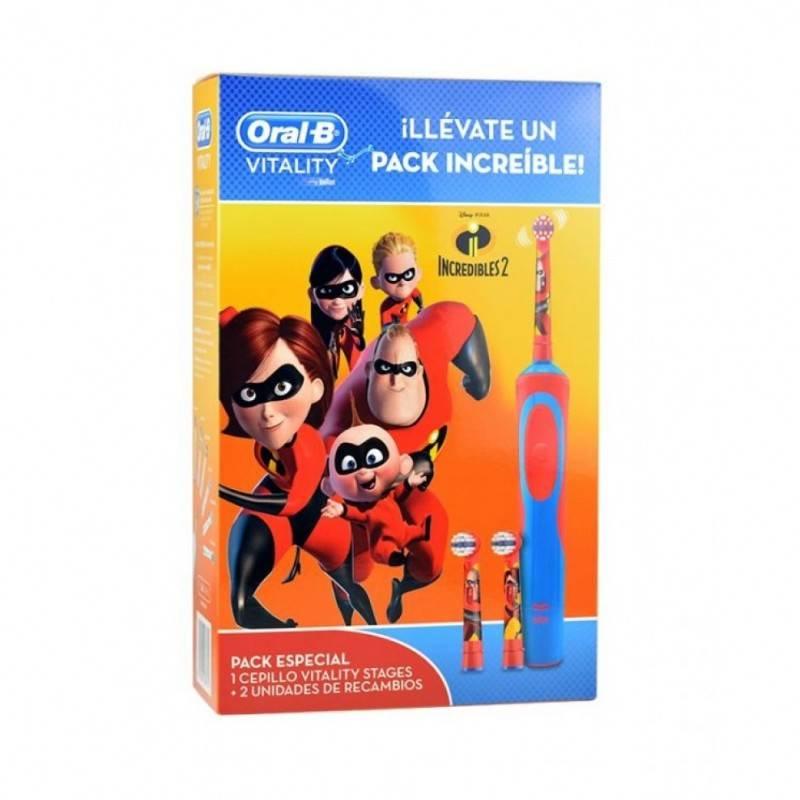 ORAL B PACK LOS INCREIBLES 070072 HIGIENE BUCAL