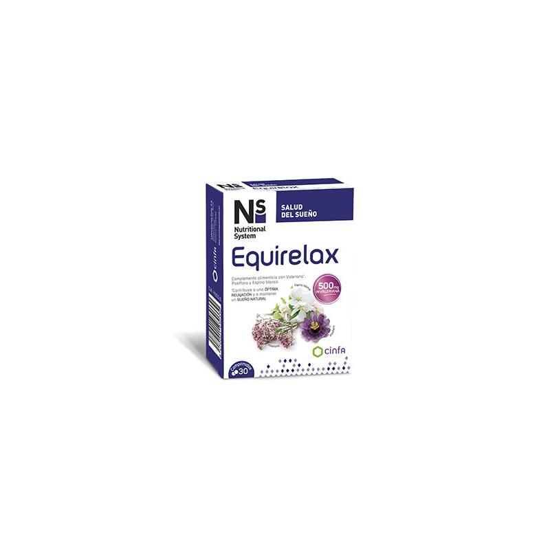 NS EQUIRELAX 30 COMPRIMIDOS 193033 COMPLEMENTOS NUTRICIONALES