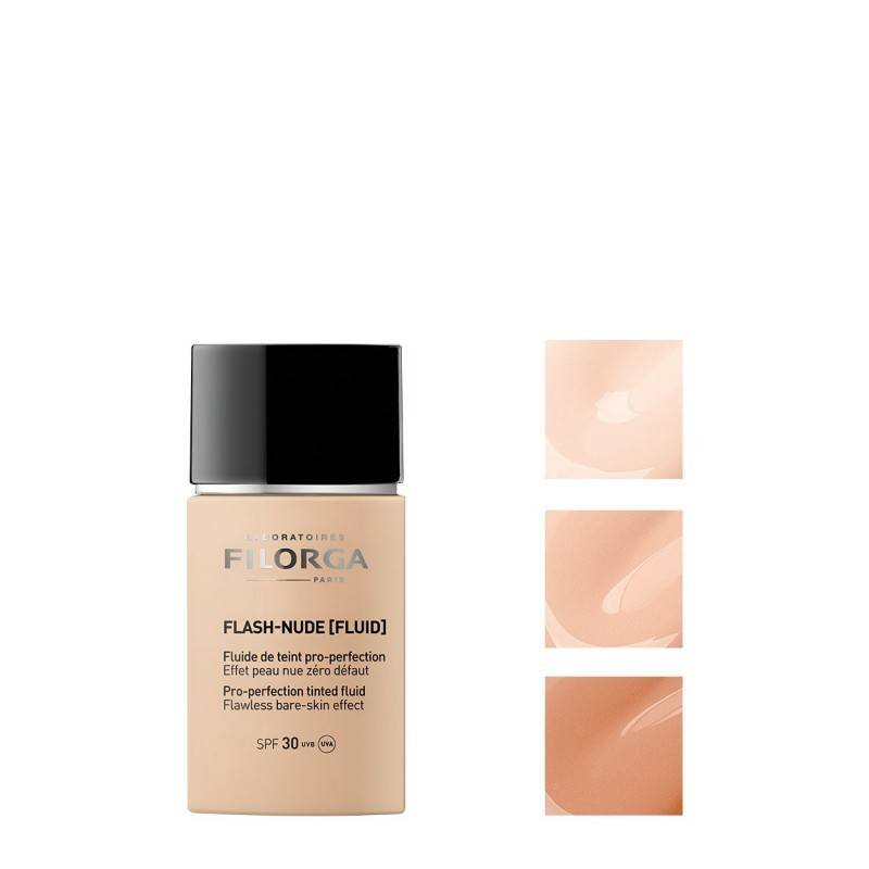 FILORGA FLASH-NUDE (FLUID) 03 NUDE AMBER 30 ML 000163 Maquillaje
