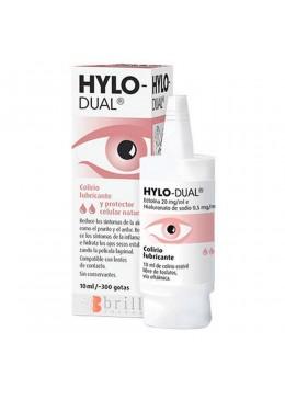 HYLO DUAL 10 ML 173050 Hidratación e Higiene