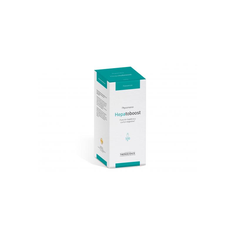 HEPATOBOOST 500 ML 184410 COMPLEMENTOS NUTRICIONALES