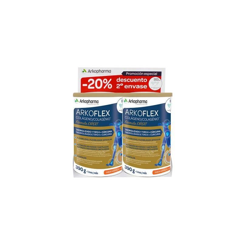 ARKOFLEX NARANJA DOLOEXPERT DUPLO 2 X 390 GR 046215 Articulaciones- Huesos