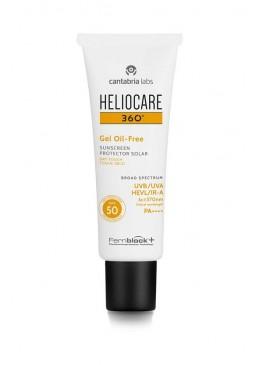 HELIOCARE 360º SPF 50 FLUIDO GEL OIL FREE 172413 Protector solar