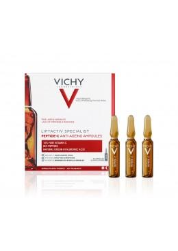 VICHY PEPTIDE- C 30 AMPOLLAS 1.8 ML 322392 Antiedad - Reafirmantes