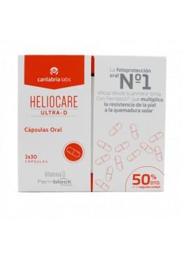 HELIOCARE ULTRA-D 30 CAPSULAS DUPLO (2 X 30 CÁPSULAS) 034814 Protector solar
