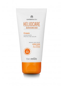 HELIOCARE ADVANCED CREAM SPF50+ 50 ML 398073 Protector solar