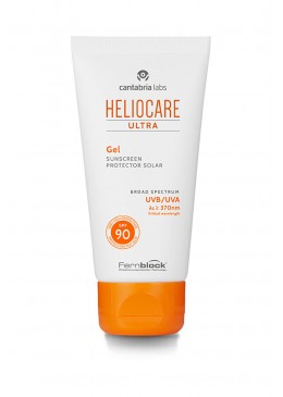 HELIOCARE ULTRA GEL SPF90 50 ML 393587 Protector solar