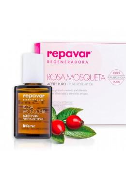 REPAVAR REGENERADORA ACEITE PURO ROSA MOSQUETA 180301 Hidratación - Tratamiento Corporal