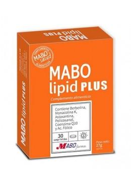 MABOLIPID PLUS 30 COMP 193826 Colesterol- Ácidos grasos